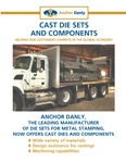 Cast Die Sets and Components Flyer