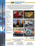 Fabrication Capabilities Flyer