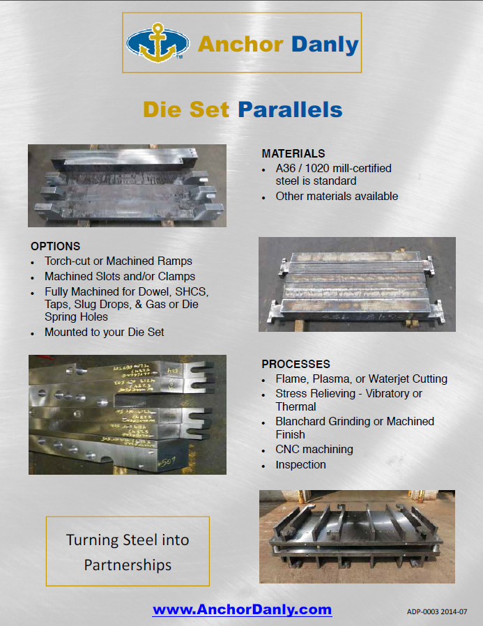 Parallels Flyer